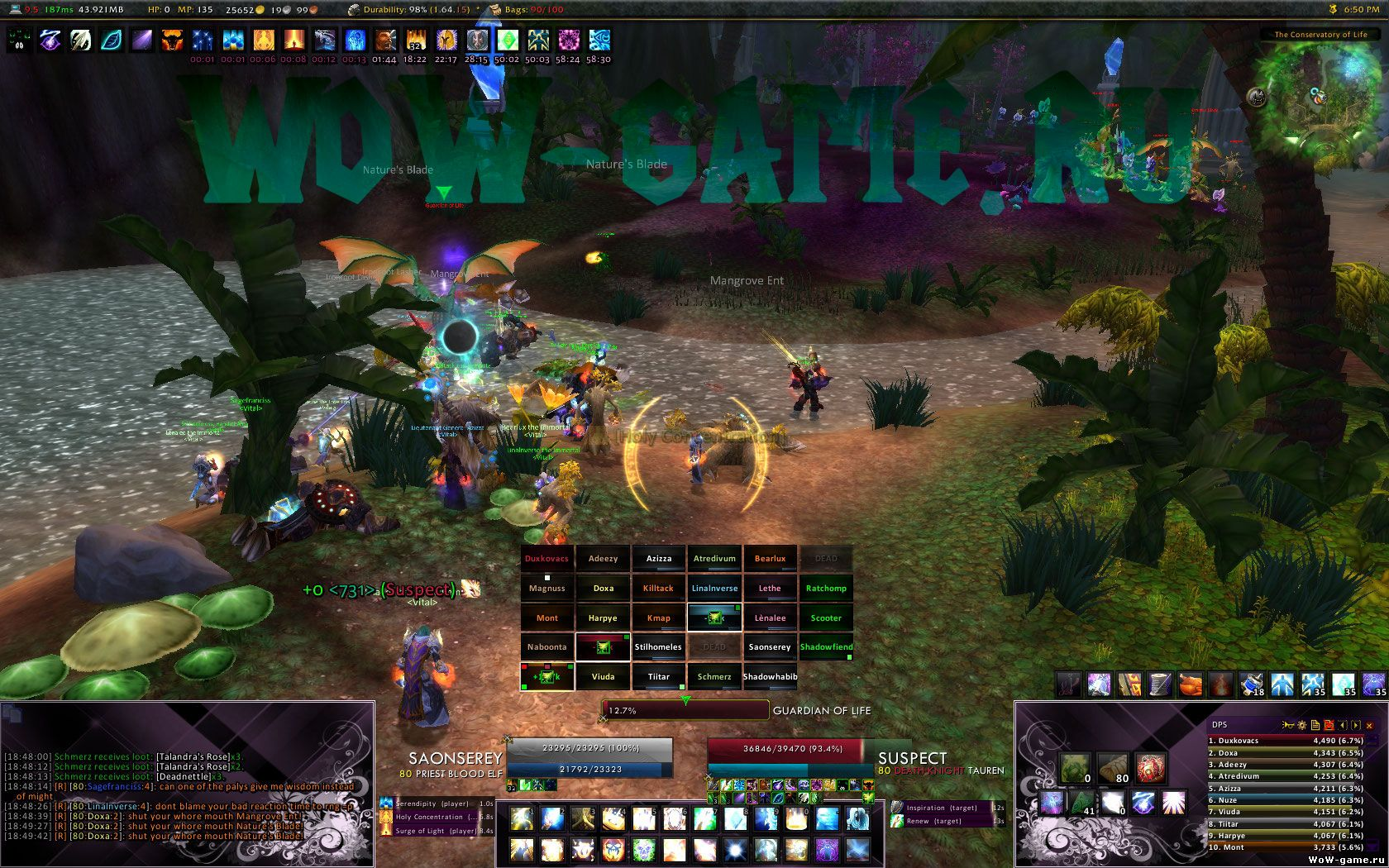 Wowinterface - find world of warcraft addons!, world of warcraft addons, interfaces, skins, mods  community